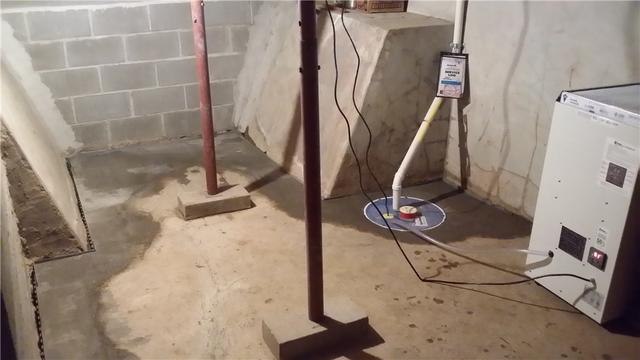 Thorough Waterproofing In Bourbon, IN Basement