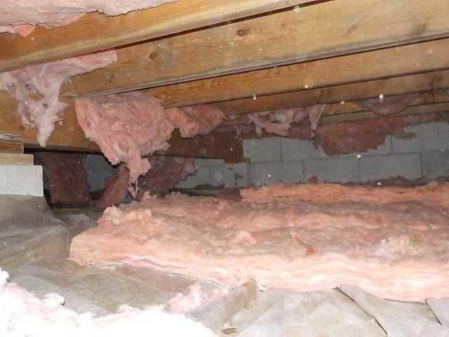 Crawl Space Encapsulated and Insulated In Interlochen, MI