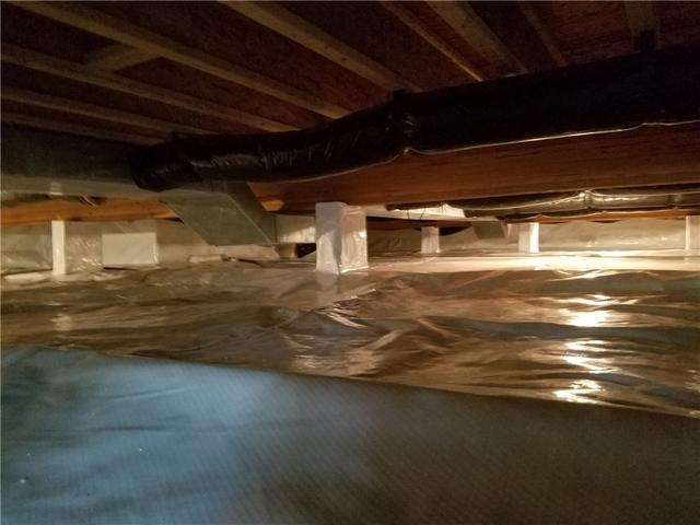 Crawl Space Encapsulation with CleanSpace in Kewadin, MI