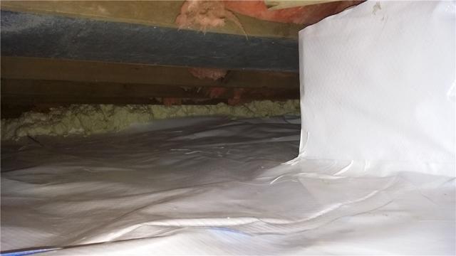 Crawl Space Encapsulation in Vandalia, MI