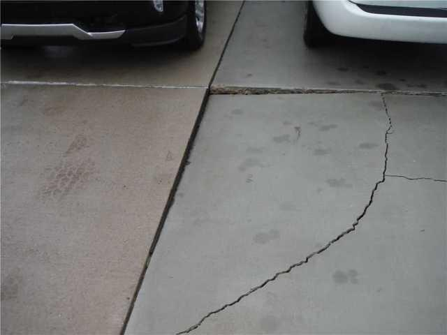 Dewitt Driveway Fixed with PolyLevel