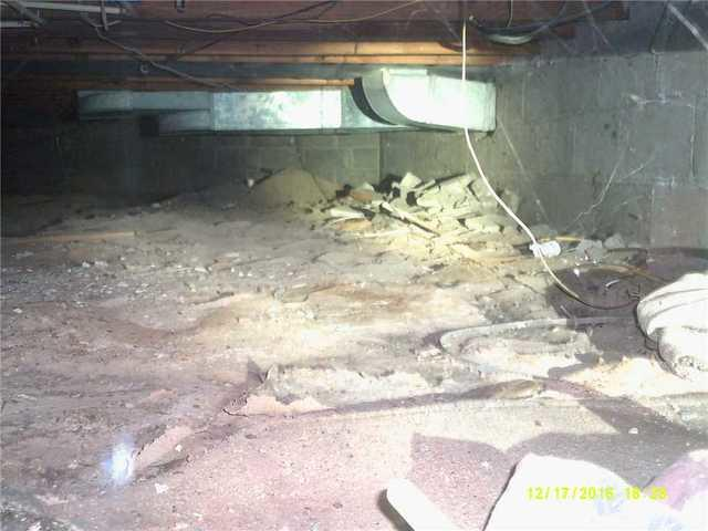 Crawl Space Insulation and Encapsulation in Jackson, MI