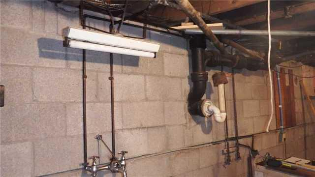PowerBrace Saves Kewadin, MI Basement