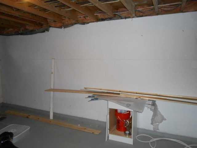 PowerBrace System Saves Bowing Wall in Rosebush, MI