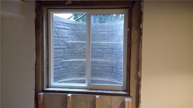 Installing an Egress Window in Elkhart, IN