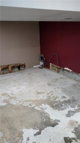Basement Floods No More in Climax, MI