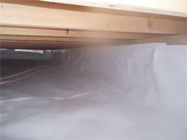 Encapsulating Crawl Space in Drafty Rodney, MI Home