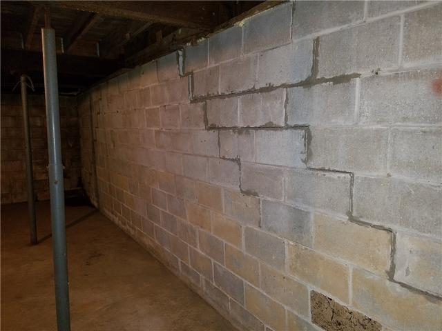 Cracked Foundation Walls No Longer a Problem in Culver, IN