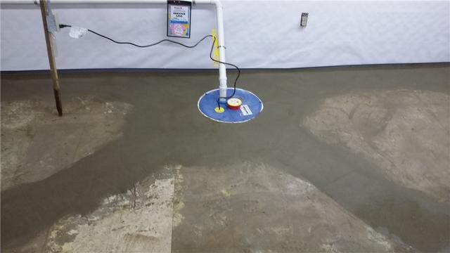SmartSump, WaterGuard, and CleanSpace in Mackinaw City, MI