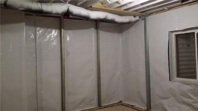 CleanSpace for Basement in East Grand Rapids, MI