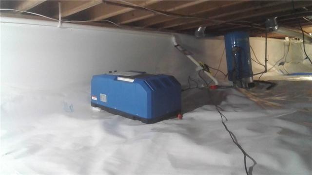 SaniDry Sedona Dehumidifier in Gaylord, MI