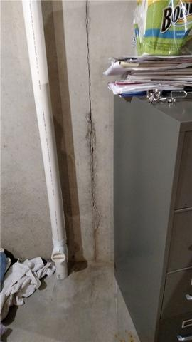 FlexiSpan Restores Cracked, Leaking Wall in Dimondale, MI