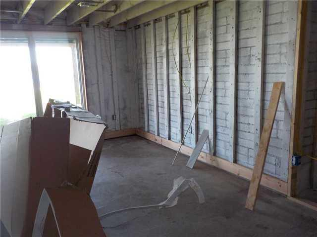 DryTrak Protects Soon-To-Be-Finished Basement In Mecosta, MI