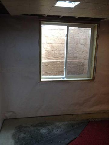 Installing an Egress Window in a White Pigeon, MI Basement