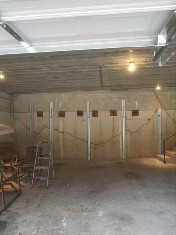 PowerBrace System Secures Garage Wall in Kalamazoo, Michigan