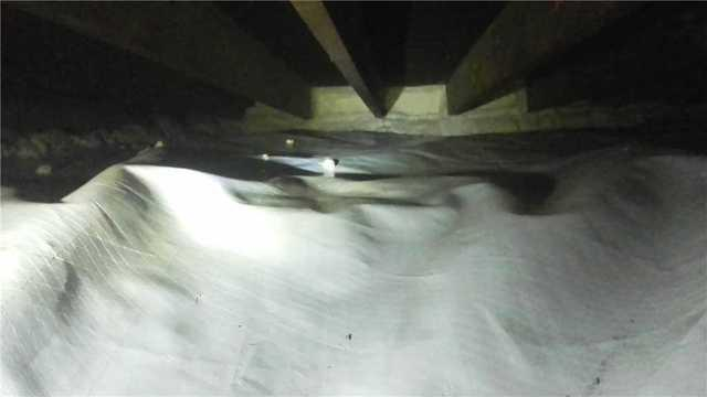 Encapsulating a Crawlspace in Delhi Charter Township, MI