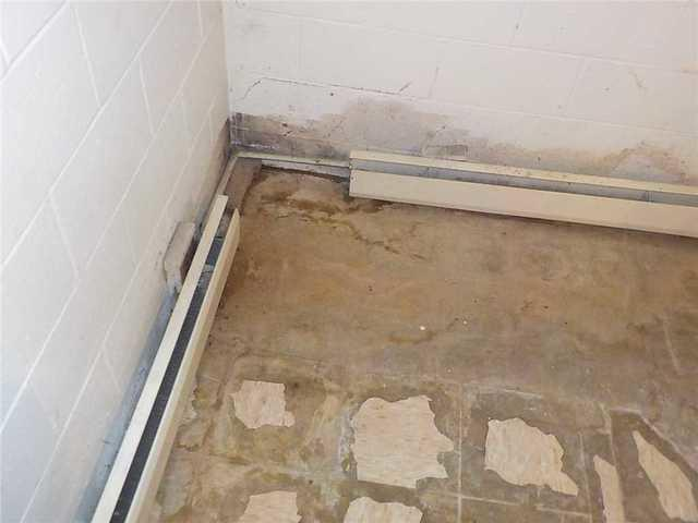 WaterGuard and TripleSafe Installations Rescue Wet Basement