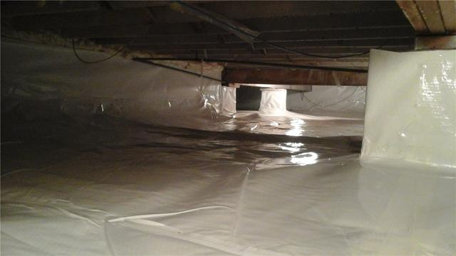 CleanSpace and SaniDry CX Installation in Cedar, MI