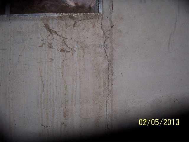 Cracked Wall Repair in Dewitt, MI Basement