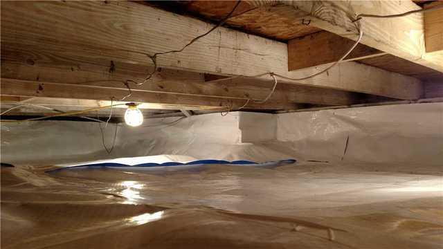 CleanSpace Encapsulates Crawl Space in Brooklyn, MI