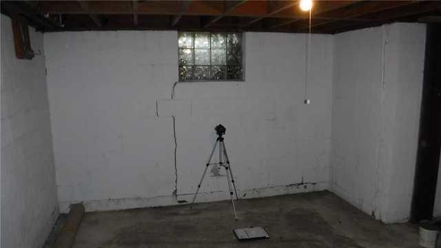 Wall Anchors Save Bowing Wall in Saint Joseph, MI