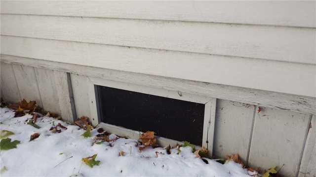 Vent Covers Help With Musty Basement in Walloon Lake, MI