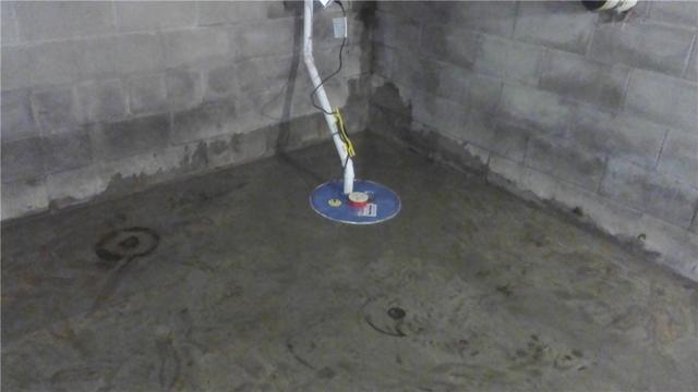 SuperSump in Rogers City, MI