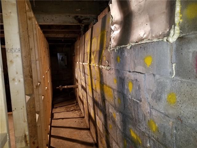 PowerBrace Saves Basement Walls in Muskegon, MI