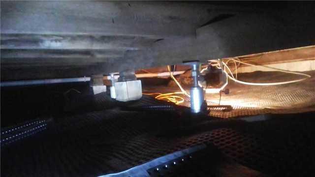 SmartJacks Fix Sinking Floor in Pierson, MI