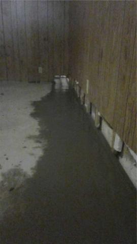 Pooled Water Solved by WaterGuard in Charlotte, MI