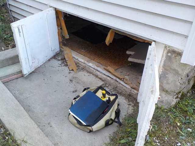 Sealing Crawl Space Vents in Lawton, MI