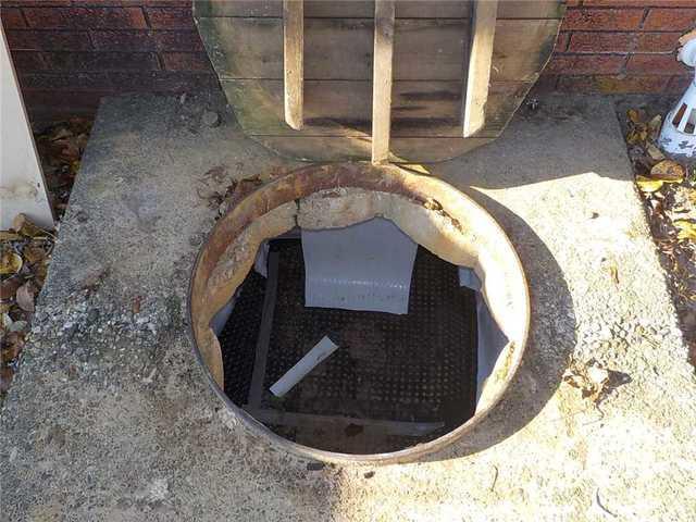 Proper Crawl Space Door Installed in Fennville, MI