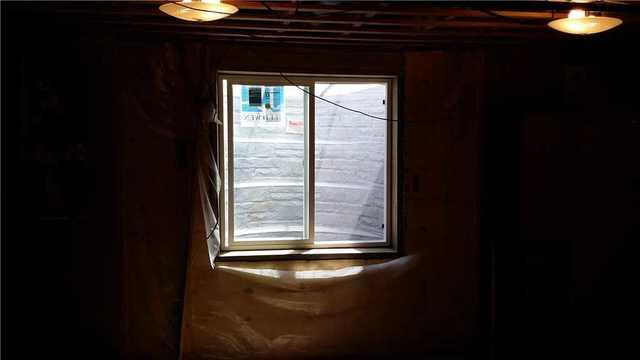 Egress Window Installed in Elsie, MI Basement