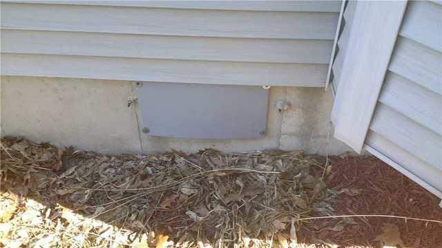 Vent Covers Placed Over Crawl Space Vents in Portage, MI