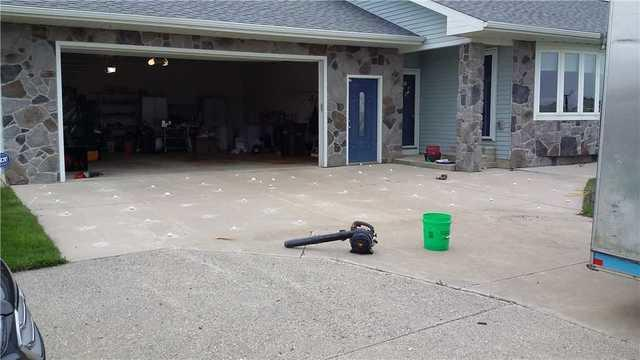PolyLevel Takes Care of Uneven Driveway in DeWitt, MI
