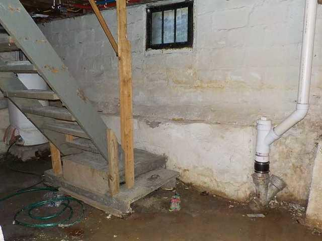 Lansing, MI Basement Waterproofing Upgrade