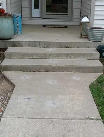 Making Concrete Steps in Jackson, MI Safe