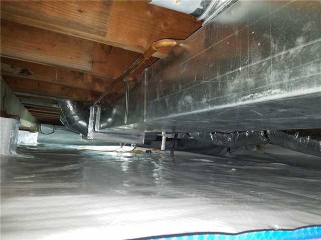 Jackson, MI Homeowner Gets Rid of Wet Crawl Space
