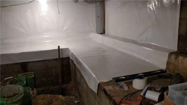 Ayers Saves Coldwater, MI Basement from Water