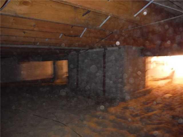 Lincoln, MI Crawl Space is Rid of Future Mold Problem
