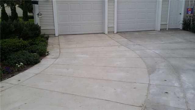 Concrete Slabs Separating in Williamsburg, MI Driveway