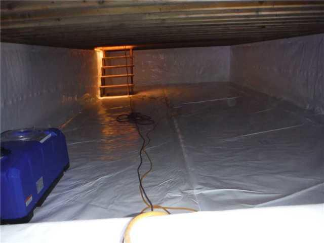 Glenn, MI Crawl Space Encapsulation