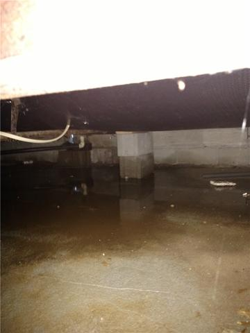 Sagging Floors in Richland, MI Home