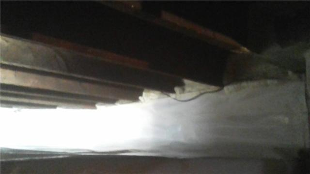 Wet Crawl Space in South Bend,MI Home