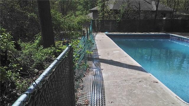 Muskegon, MI Pool Walkway Gets a Lift