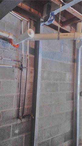PowerBraces Fix Bowing Wall in Lupton, MI