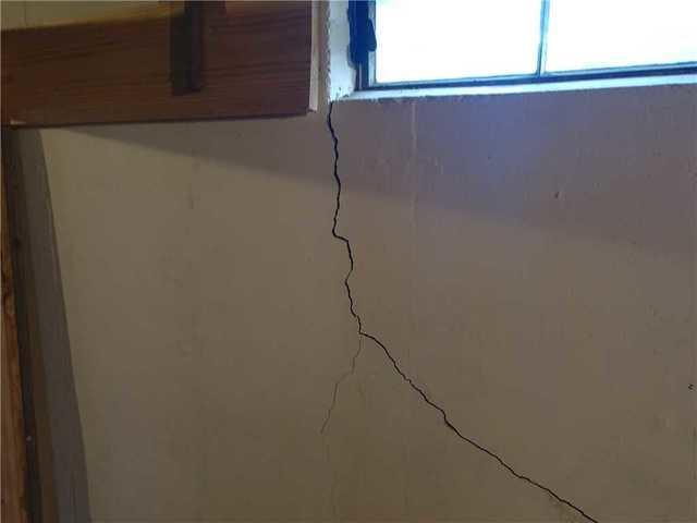 Wall Anchors Save a Failing Wall in Fowler, MI