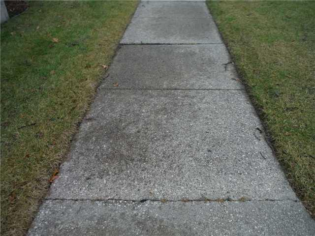Sinking Sidewalk Fixed Thanks to PolyLevel Injections