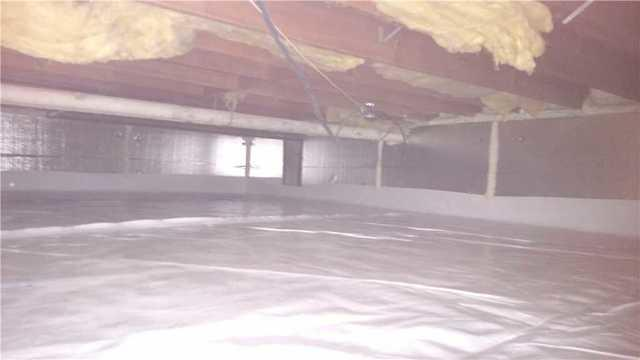 Charlevoix Crawl Space Is Made Safe Again