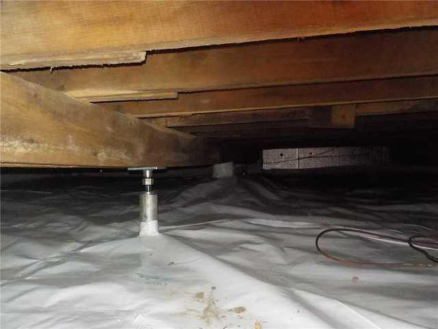 Crawl Space Jacks and Encapsulation in Battle Creek, MI